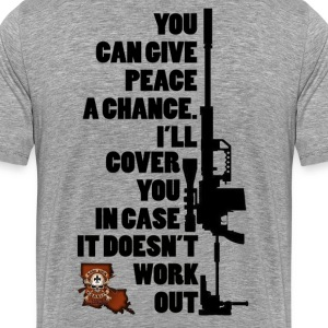 I'll cover you - Men's Premium T-Shirt
