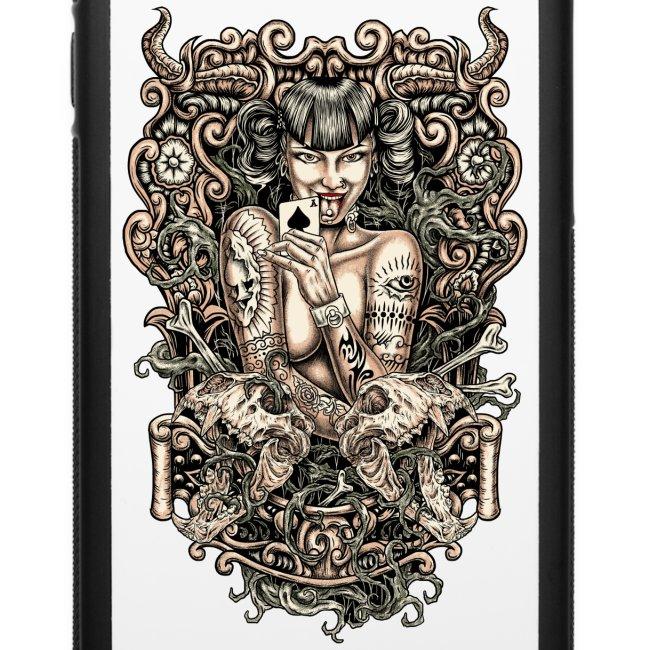 Tattooed Evil Girl