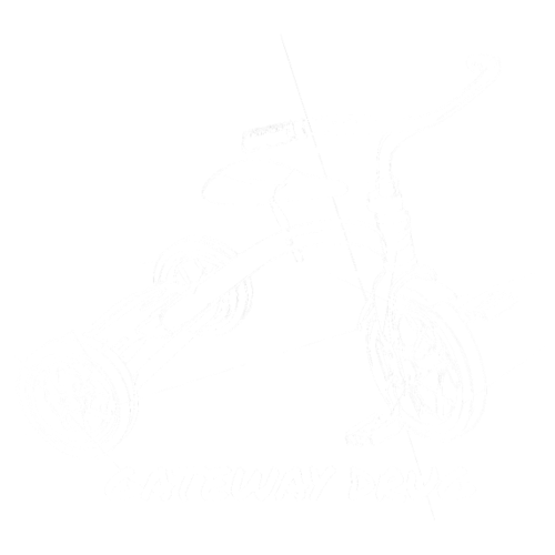 Tricycle Gateway Drug (white)