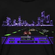 Design ~ Rad Racer 8-Bit Detroit