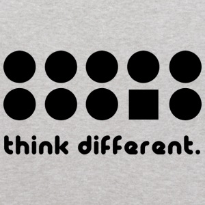 THINK DIFFERENT Sweatshirts - Kids' Hoodie