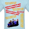 Jesus is a Friend of Mine - Men's T-Shirt