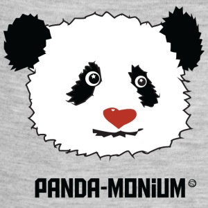 Panda-Monium! - Baby Contrast One Piece
