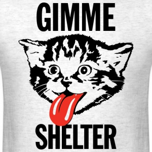 Gimme Shelter T-Shirts - Men's T-Shirt