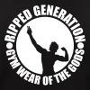Men's Zip Hoodie Ripped Generation - Men's Zip Hoodie
