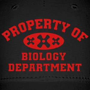 Property Of Biology Department - Baseball Cap