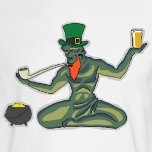 Spirit of Detroit Irish St. Patrick's Long Sleeve Shirts - Men's Long Sleeve T-Shirt