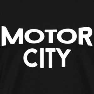 Motor City Detroit T-Shirts - Men's Premium T-Shirt