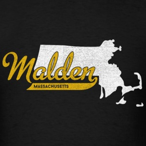 Malden Massachusetts T-Shirts - Men's T-Shirt
