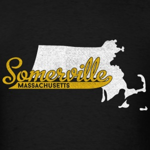 Somerville Massachusetts T-Shirts - Men's T-Shirt