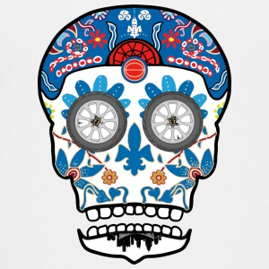 Day of the Dead Detroit  Kids' Shirts - Kids' Premium T-Shirt