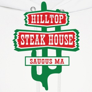 Throwback Boston Hilltop Steak House Classic Hoodies - Men's Hoodie