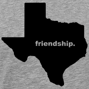 Texas Friendship T-Shirts - Men's Premium T-Shirt