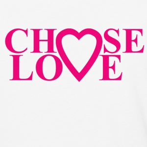 Choose Love T-Shirts - Baseball T-Shirt