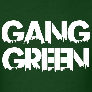 Gang Green T-Shirts - Men's T-Shirt
