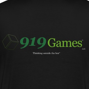 919games_Official_Logo T-Shirts - Men's Premium T-Shirt