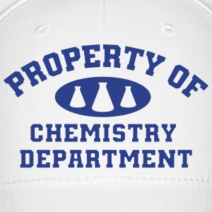 Property Of Chemistry Department - Baseball Cap