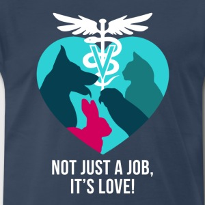 not just a job T-Shirts - Men's Premium T-Shirt