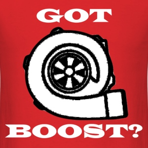 Got Boost? - Men's T-Shirt