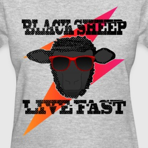 Black Sheep Women's T-Shirts - Women's T-Shirt