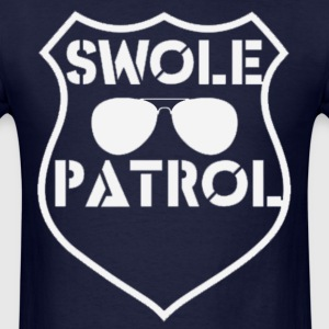Swole Patrol T-shirt - Men's T-Shirt