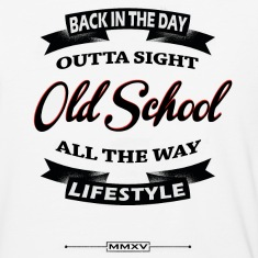OLD SCHOOL LIFESTYLE T-Shirts