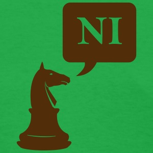 The Knights Who Says Ni - Women's T-Shirt