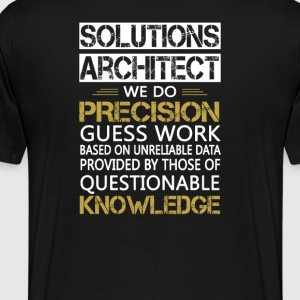SOLUTIONS ARCHITECT - Men's Premium T-Shirt