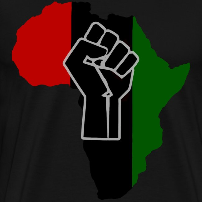 Image result for african consciousness fist