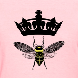 Qeen Bee Ladies Tee - Women's T-Shirt
