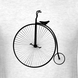 Vintage Bicycle - Men's T-Shirt
