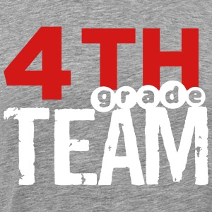 4th Grade Team T-Shirts - Men's Premium T-Shirt