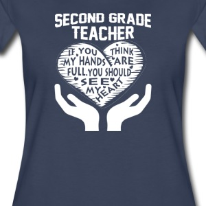 2nd Grade Teacher - Women's Premium T-Shirt