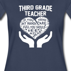 3rd Grade Teacher - Women's Premium T-Shirt