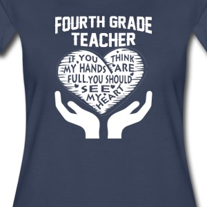 4th Grade Teacher - Women's Premium T-Shirt