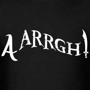 aarrgh - Men's T-Shirt
