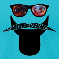 Design ~ Johannes Kepler hipster t shirt