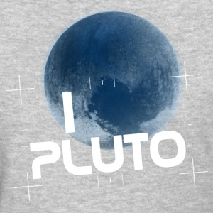 I Heart Pluto shirt - Women's T-Shirt