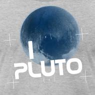 Design ~ I Heart Pluto shirt