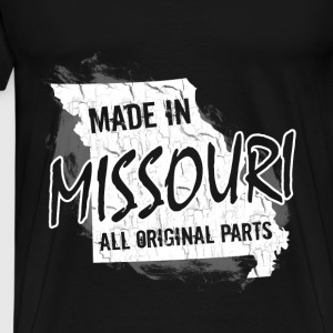 Missouri T-shirt - Made in Missouri - Men's Premium T-Shirt