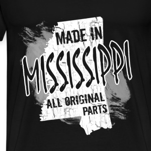 Mississippi T-shirt - Made in Mississippi - Men's Premium T-Shirt