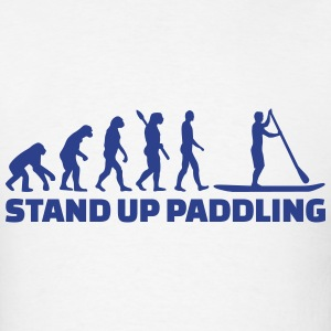 Evolution Stand up paddling T-Shirts - Men's T-Shirt