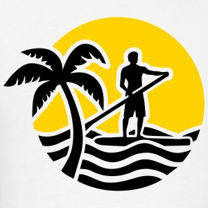 Stand up paddling T-Shirts - Men's T-Shirt