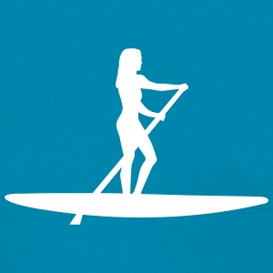 Stand up paddling Women's T-Shirts - Women's T-Shirt