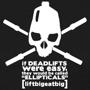 Lift Big Eat Big Deadlifts Women's T-Shirts - Women's T-Shirt
