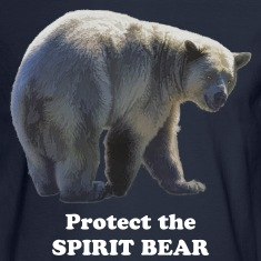 Protect the Spirit Bear