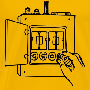 fuse box - Men's Premium T-Shirt