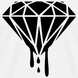 BLOOD DIAMOND T-Shirts - Men's Premium T-Shirt