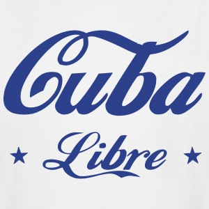 CUBA LIBRE T-Shirts - Men's Tall T-Shirt