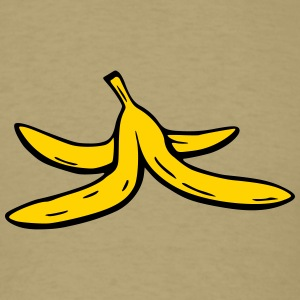 Banana Skin T-Shirts - Men's T-Shirt